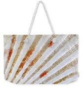 Seashell Surface Weekender Tote Bag