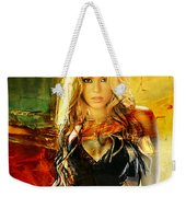 Shakira Weekender Tote Bag