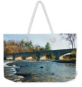 5-span Bridge Weekender Tote Bag