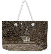 5 Star Barn Monochrome Weekender Tote Bag