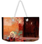 Streets Of Oaxaca Weekender Tote Bag
