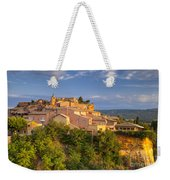 Sunrise Over Roussillon Weekender Tote Bag