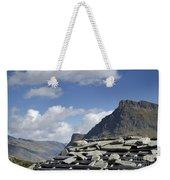 Swiss Alps Weekender Tote Bag