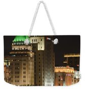 The Bund, Shanghai Weekender Tote Bag