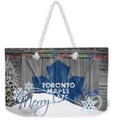 Toronto Maple Leafs Weekender Tote Bag