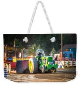 Tractor Pull Weekender Tote Bag