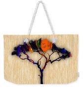 Tree Wall Art Weekender Tote Bag