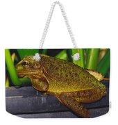 Treefrog Weekender Tote Bag