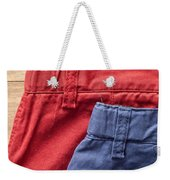 Trousers Weekender Tote Bag