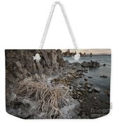 Tufa Formations, Mono Lake, Ca Weekender Tote Bag