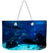 Underwater View Weekender Tote Bag