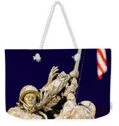 Us Marine Corps Memorial Weekender Tote Bag