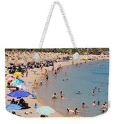 Vai Beach Weekender Tote Bag