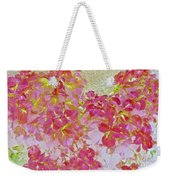 Together Again Watercolor Photography Weekender Tote Bag