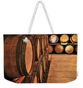 Wine Barrels Weekender Tote Bag by Elena Elisseeva
