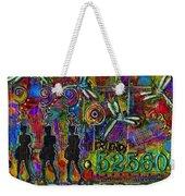 525 600 Minutes - Color Weekender Tote Bag