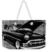 '53 Chevy Weekender Tote Bag