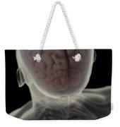 Human Brain Weekender Tote Bag