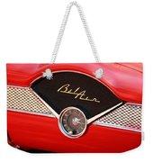 '56 Bel Air Weekender Tote Bag