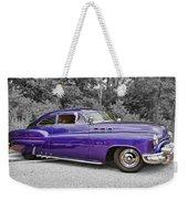56 Buick Weekender Tote Bag