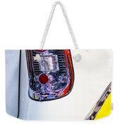 56 Chevy Bel-air Tail Light Weekender Tote Bag