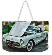 '56 Corvette Weekender Tote Bag