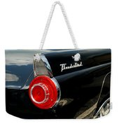 56 Ford Thunderbird Weekender Tote Bag