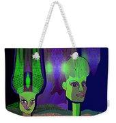 566 - Sphinxes In Fairyland Weekender Tote Bag