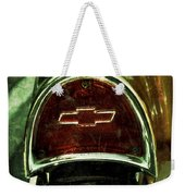 57 Chevy Taillight  Weekender Tote Bag