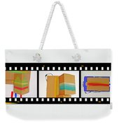 57 Contact Strip Weekender Tote Bag