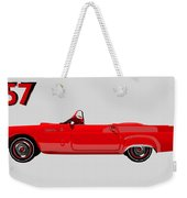 57 Fun Fun Weekender Tote Bag