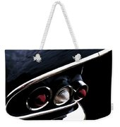 '58 Chevy Impala Fin Weekender Tote Bag