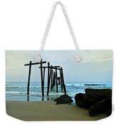 59th Street Pier Ocean City   Weekender Tote Bag