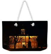 5am At Port Hope Town Hall Weekender Tote Bag
