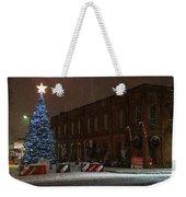 5th And G At Christmas 2012 Weekender Tote Bag