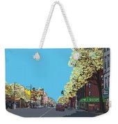 5th Ave And Garfield Park Slope Brooklyn Weekender Tote Bag