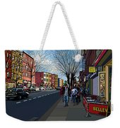 5th Ave Park Slope Brooklyn Weekender Tote Bag