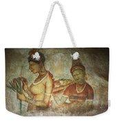 5th Century Cave Frescoes Weekender Tote Bag