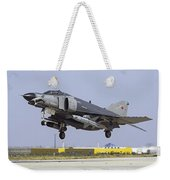 A Turkish Air Force F-4e-2020 Weekender Tote Bag