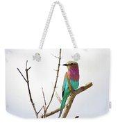African Birds Weekender Tote Bag