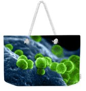 Aids Virus Weekender Tote Bag