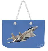 An F-15i Raam Of The Israeli Air Force Weekender Tote Bag
