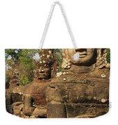 Angkor Thom Weekender Tote Bag