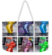 6 Ballerinas Dancing Weekender Tote Bag