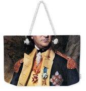 Baron Friedrich Von Steuben Weekender Tote Bag