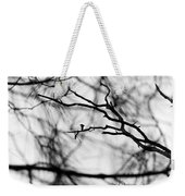 Bird In Tree Weekender Tote Bag