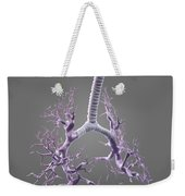 Bronchial Branches Weekender Tote Bag