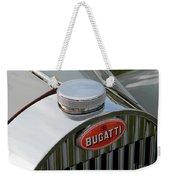 Bugatti Type 57 Weekender Tote Bag