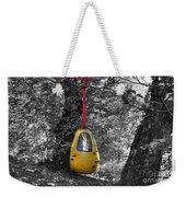Cableway Weekender Tote Bag