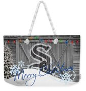 Chicago White Sox Weekender Tote Bag